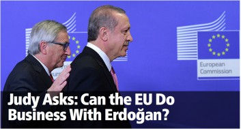 Judy Asks: Can the EU do business with erdogan? Carnegie Europe